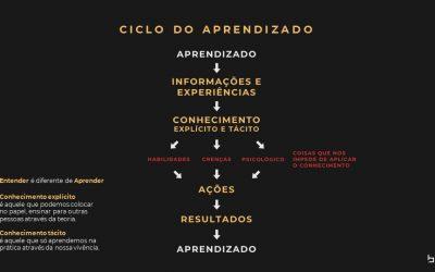 O ciclo do aprendizado