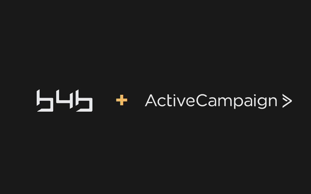 Nossa parceria com a ActiveCampaign pode ser uma oportunidade para você